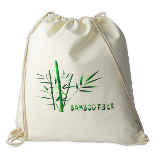24b0332608 Bamboo Fiber Drawstring Bag (SPT-DSB-013)